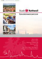 Stadt Rottweil Seniorenwegweiser