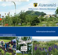 Informationsbroschüre der Gemeinde Auenwald