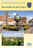 Bernstadt auf dem Eigen Informationsbroschüre