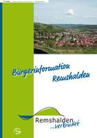 ARCHIVIERT Bürgerinformation Remshalden