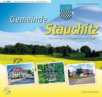 Gemeinde Stauchitz Informationsbroschüre