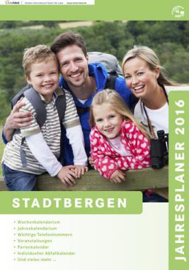 Stadtbergen Jahresplaner 2016