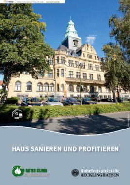 Haus Sanieren und Profitieren in Recklinghausen