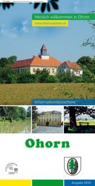 Herzlich willkommen in Ohorn Informationsbroschüre