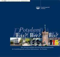 Potsdam - Was? Wer? Wo?
