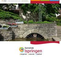 ARCHIVIERT Bürgerinformationen Gemeinde Ispringen