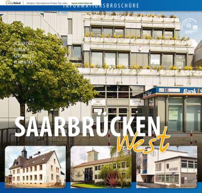 Saarbrücken West Informationsbroschüre