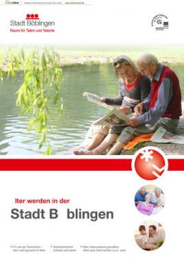 Älter werde in der Stadt Böblingen