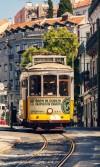 Straßenbahnabenteuer Lissabon