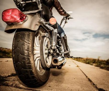 Das Motorrad und seine Anziehungskraft