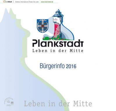 Plankstadt Bürgerinfo 2016