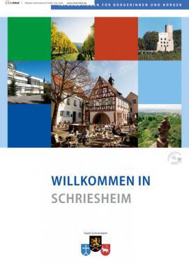 Willkommen in Schriesheim Bürgerinformationen