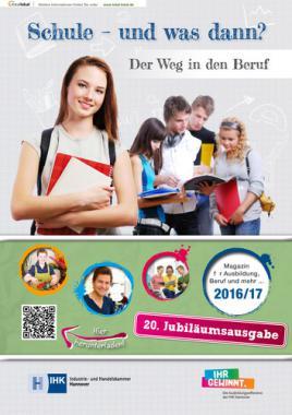 Schule und was dann / Berufswahl 2016/2017