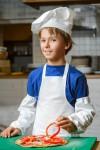 Kinder an den Kochtopf!
