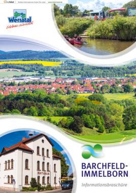 Barchfeld-Immelborn Informationsbroschüre