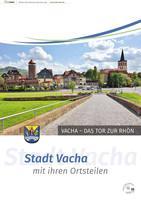 Stadt Vacha  mit ihren Ortsteilen