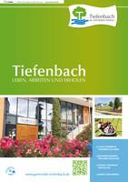 Tiefenbach LEBEN, ARBEITEN UND ERHOLEN