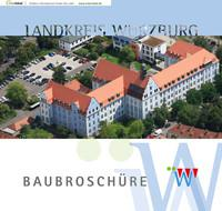 ARCHIVIERT Landkreis Würzburg Baubroschüre