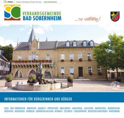 Verbandsgeimeinde Bad Sobernheim INFORMATIONEN FÜR BÜRGERINNEN UND BÜRGER