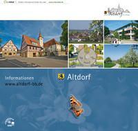 ARCHIVIERT Bürgerinfomationsbroschüre der Gemeinde Altdorf