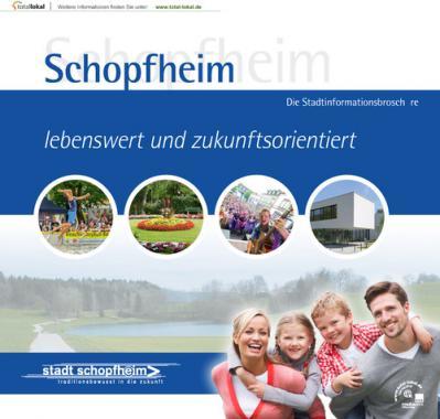 Schopfheim lebenswert und zukunftsorientiert