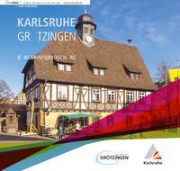 Informationsbroschüre des Stadtteils Karlsruhe-Grötzingen