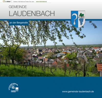GEMEINDE LAUDENBACH an der Bergstraße Informationsbroschüre
