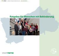 Ratgeber für Menschen mit Behinderung Stadt Herne