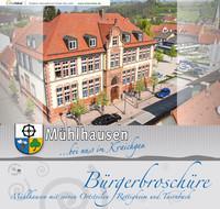 ARCHIVIERT Mühlhausen mit seinen Ortsteilen Bürgerbroschüre