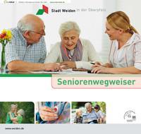 Seniorenwegweiser der Stadt Weiden i.d. Oberpfalz