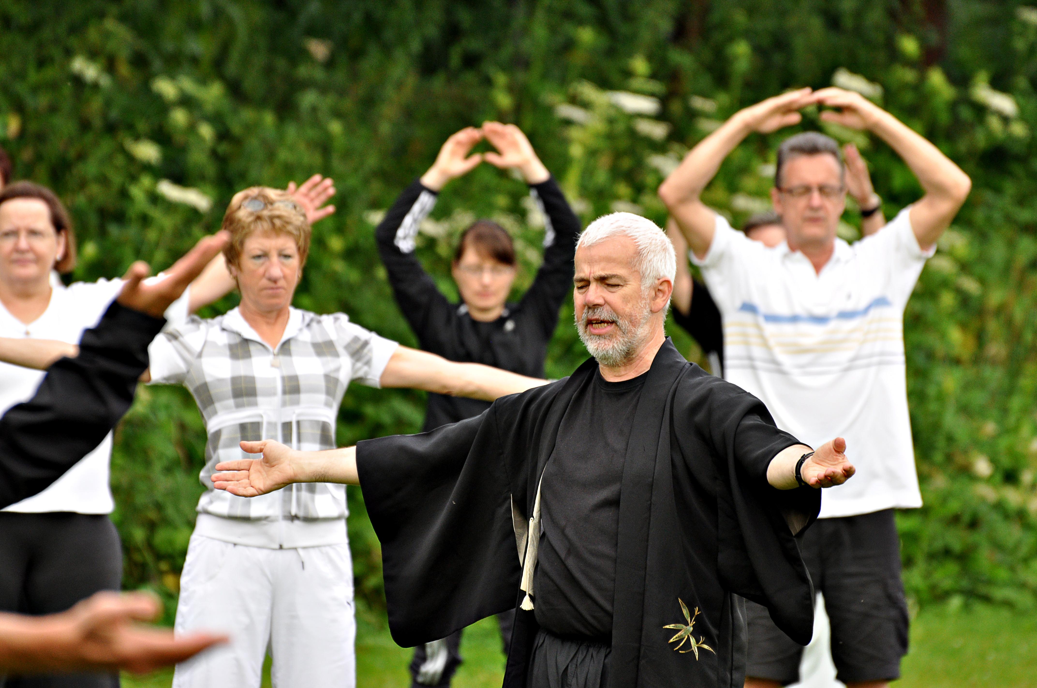 Mit Qigong gesund sein lernen