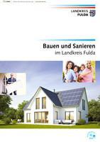 Die offizielle Baubroschüre für den Landkreis Fulda