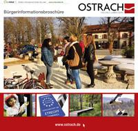 Ostrach Bürgerinformationsbroschüre