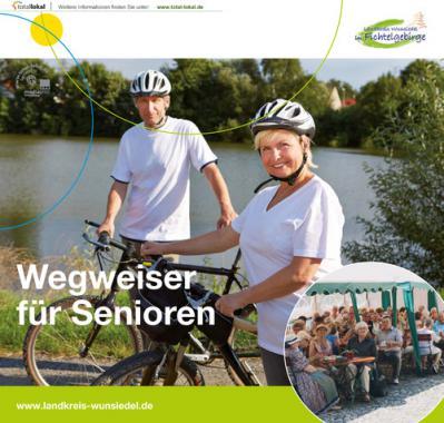 Seniorenwegweiser des Landkreises Wunsiedel