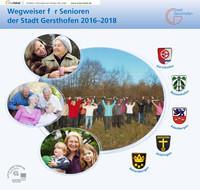 Wegweiser für Senioren der Stadt Gersthofen 2016–2018