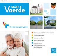 ARCHIVIERT Stadt Voerde Seniorenwegweiser