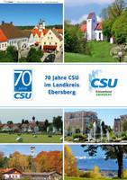 70 Jahre CSU im Landkreis Ebersberg