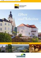 Leben und Arbeiten Schwandorf – Stadt im Seenland