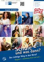 Schule - und was dann? Berufswahl 2016/2017 IHK Arbeitsgemeinschaft Rheinland-Pfalz