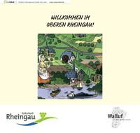 Infomationsbroschüre Walluf 2011
