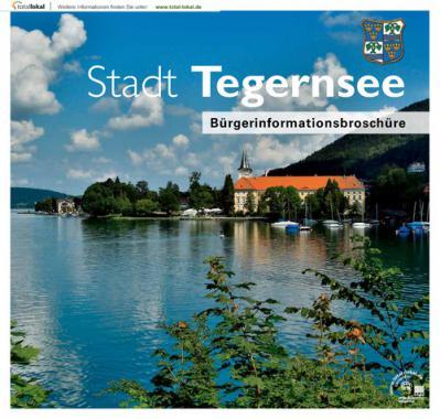 Stadt Tegernsee Bürgerinformationsbroschüre (Auflage 2)