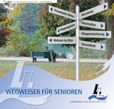 Wegweiser für Senioren Landsberg am Lech (Auflage 4)