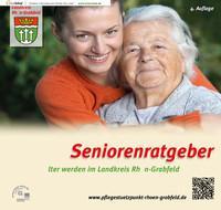 Älter werden im Landkreis Rhön-Grabfeld Seniorenratgeber (Auflage 4)