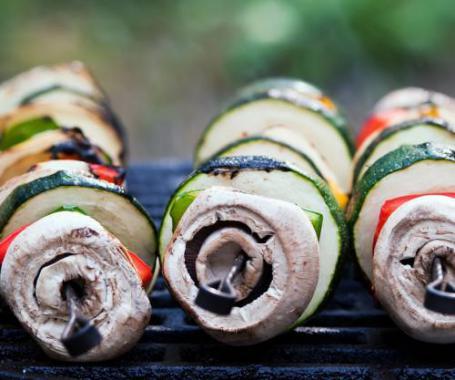Grillspaß ohne Fleisch: Marinade