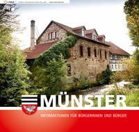 Münster Informationen für Bürgerinnen und Bürger (Auflage 11)
