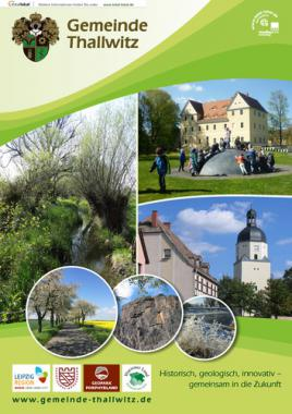 Gemeinde Thallwitz Informationsbroschüre (Auflage 2)