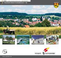 Stadt Aulendorf Bürgerinformationsbroschüre (Auflage 14)