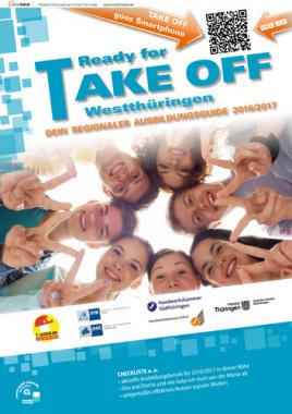 Ready for TAKE OFF 2016/2017 Westthüringen (Auflage 4)