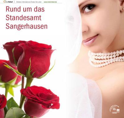 Rund um das Standesamt Sangerhausen (Auflage 2)