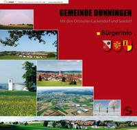 Gemeinde Dunningen Bürgerinformationsbroschüre (Auflage 8)